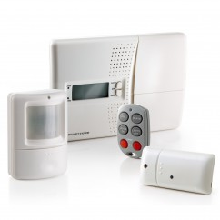 Kit de Seguridad SafeGuard X10 Marmitek. Safeguard