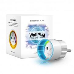 Módulo de enchufe Fibaro On-Off con medición de consumo Z-Wave Plus