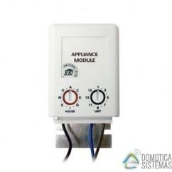 Módulo X10 Para Encender-Apagar 1 Zona Aparato-Iluminación Para Instalación Con Cables En Puntas Libres. AM12W