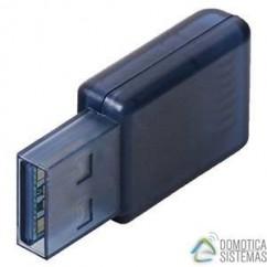 Controlador domótico USB Stick Z-Wave Plus