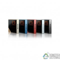 Termostato Inteligente Wifi Momit Home Thermostat Para Smartphone O Tablet