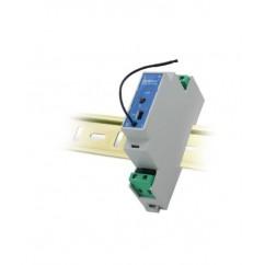Módulo Qubino para carril DIN dimmer regulador Z-Wave Plus