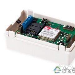 Marcador automático GSM Eldes simple y económico. 2 entradas, una salida ESIM022