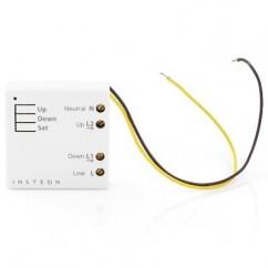 Micromódulo Insteon para subida y bajada de persianas, toldos y estores motorizados. Micro Open-Close