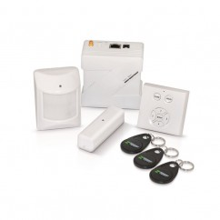 Pack de inicio de seguridad Zipato Smart Alarm
