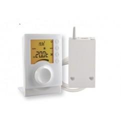 Termostato electrónico inalámbrico para calefacción Delta Dore. TYBOX 33