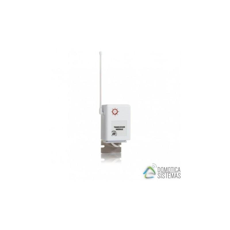Módulo receptor de señales X10 Haibrain para mandos a distancia. TM13EFL