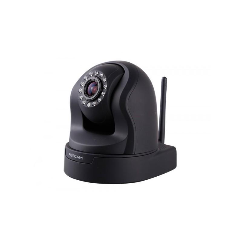 Cámara IP FI9826P WIFI de interior Motorizada y Zoom óptico x3 Blanca o Negra