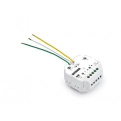 Micromódulo receptor Delta Dore inalámbrico para interruptores de subida/bajada - persiana motorizada o toldo motorizado.