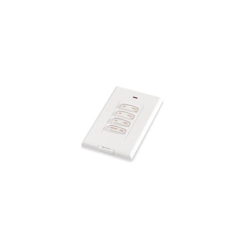 Interruptor de superficie X10 inalámbrico de tres direcciones Marmitek. SS13