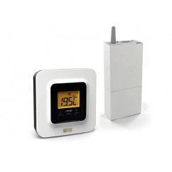 Termostato inalámbrico para climatización Delta Dore. TYBOX 5150
