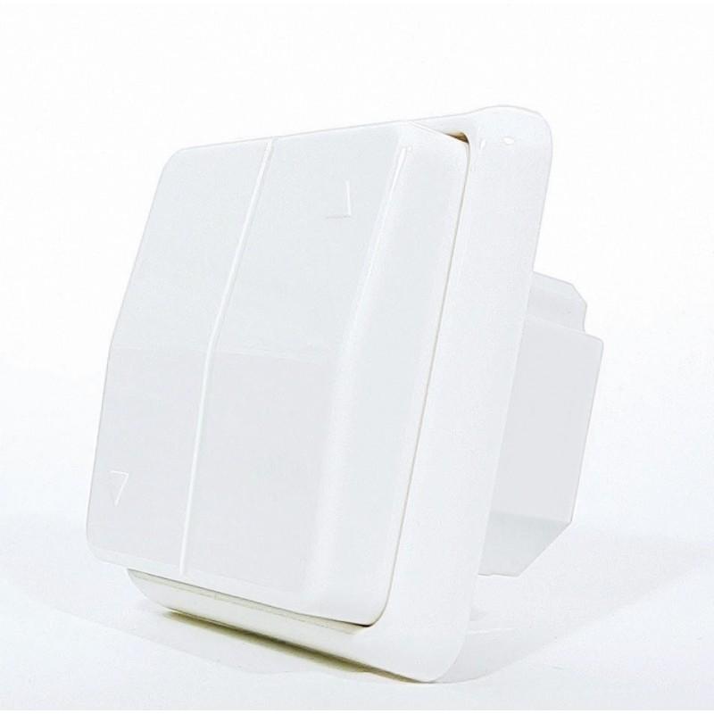Módulo empotrable X10 para subida y bajada de persianas motorizadas Marmitek. SW10