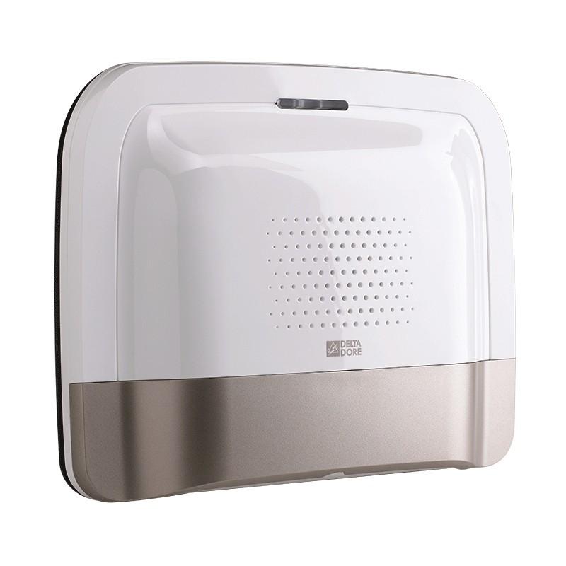 Transmisor telefónico GSM radio Delta Dore. TTGSM TYXAL+