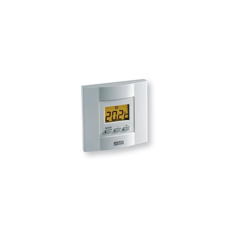Termostato electrónico filar para climatización Delta Dore. TYBOX 51