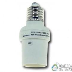 Módulo X10 para control de lámpara incandescente de casquillo BMB. LM15