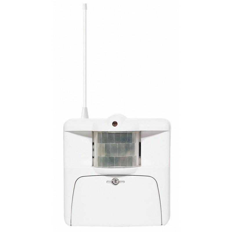 Sensor de movimiento inalámbrico X10 con sensor de luminosidad incorporado Marmitek. MS13E