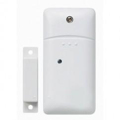 Detector de apertura inalámbrico X10 BMB de puerta y ventana para consola de seguridad SC9000. DS91