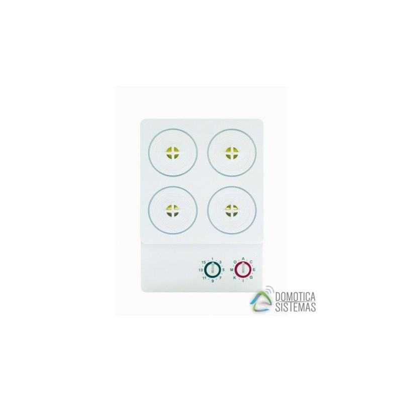 Sirena X10 para Safeguard Marmitek. PH7208