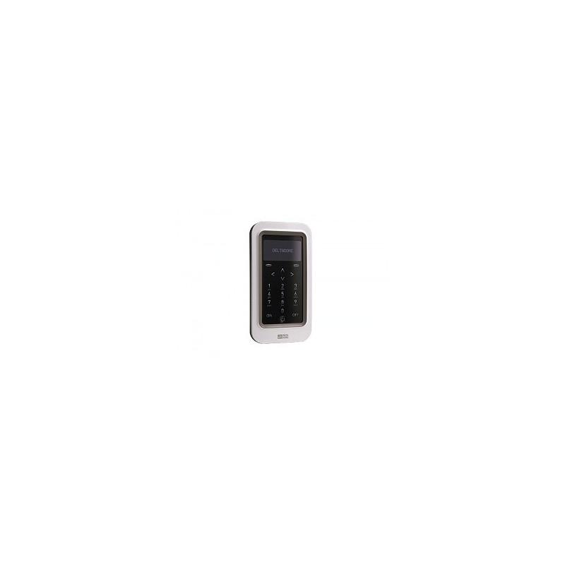 Teclado táctil con pantalla radio Delta Dore. CLT 8000 TYXAL+
