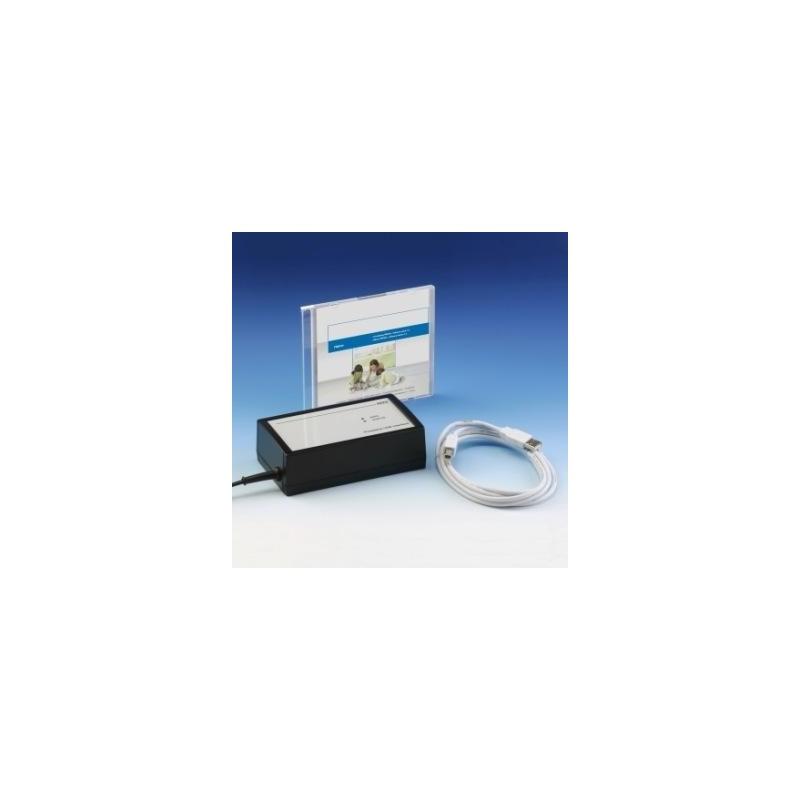 Interface profesional programador y medidor del sistema X10. PMIX35