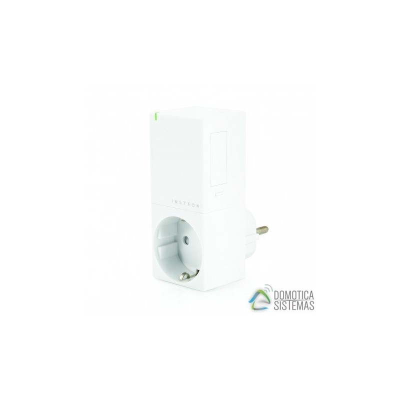 Módulo Insteon para control de Aparato de enchufe ON-OFF. Plug-in Relay