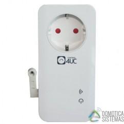 Control Telefónico de calefacción de enchufe. GSM4U