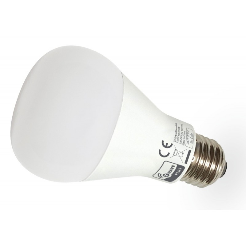 Bombilla LED E27 DOMITECH ZBulb regulable Z-Wave Plus