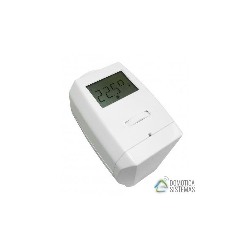 Termostato para radiador programable Eurotronic. Z-Wave