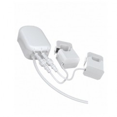 Dispositivo para control consumo general, suministrado con dos pinzas, hasta 100 Amperios