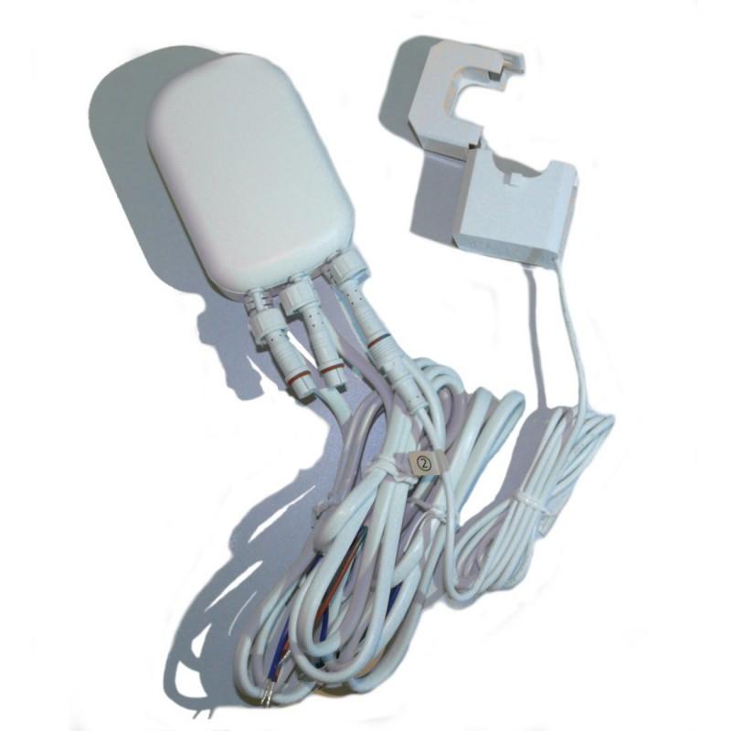 Medidor de consumo eléctrico general Aeon Labs, suministrado con una pinza, hasta 200 Amperios Z-Wave