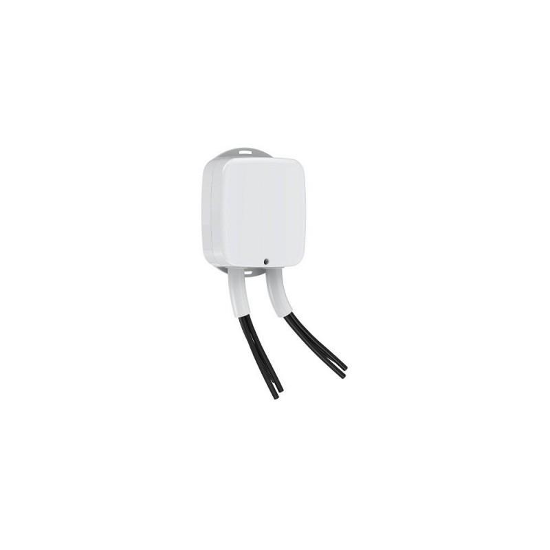 Dispositivo externo on/off, hasta 30 Amperios, control de consumos, interior/exterior.