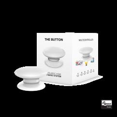 Botón de acción blanco de Fibaro Z-Wave Plus