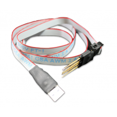 Cable para actualización firmware y software de termostato Heatit Z-Wave