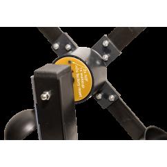 Medidor de temperatura, humedad, intensidad de la luz, velocidad del viento, presión del aire, medidor de rocio