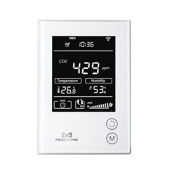 Sensor de Co2, temperatura y humedad MCO HOME Z-Wave Plus.
