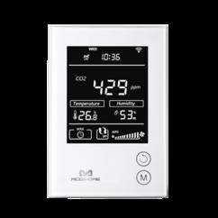 Sensor de Co2, temperatura y humedad MCO HOME Z-Wave Plus.