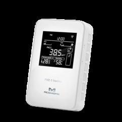 Sensor monitor de calidad para el aire MCO HOME Z-Wave Plus