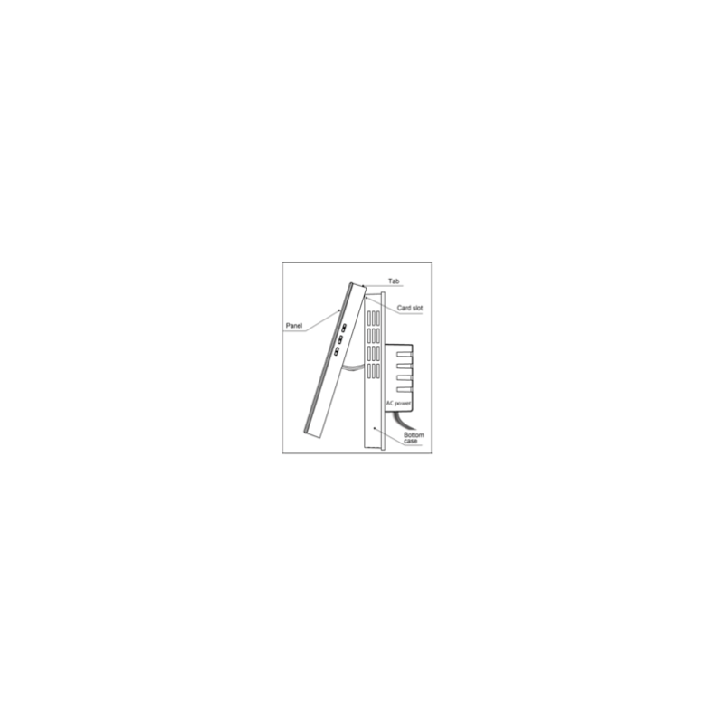Dispositivo externo Z-Wave para detección de pureza del aire (PM2,5), humedad, temperatura, a pilas o enchufable, empotrable