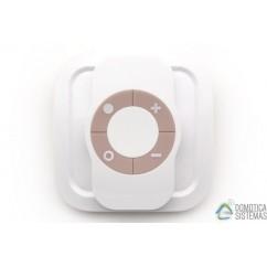 Mando con imán de superficie NODON , cuatro botones, 16 escenas Z-Wave Plus