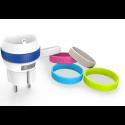 Módulo de enchufe NODON con medición de consumo Z-wave Plus