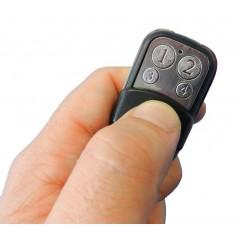 Mando control 4 botones POPP con tecnología Z-Wave Plus.