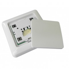 Interruptor de superficie POPP de pared Z-Wave Plus