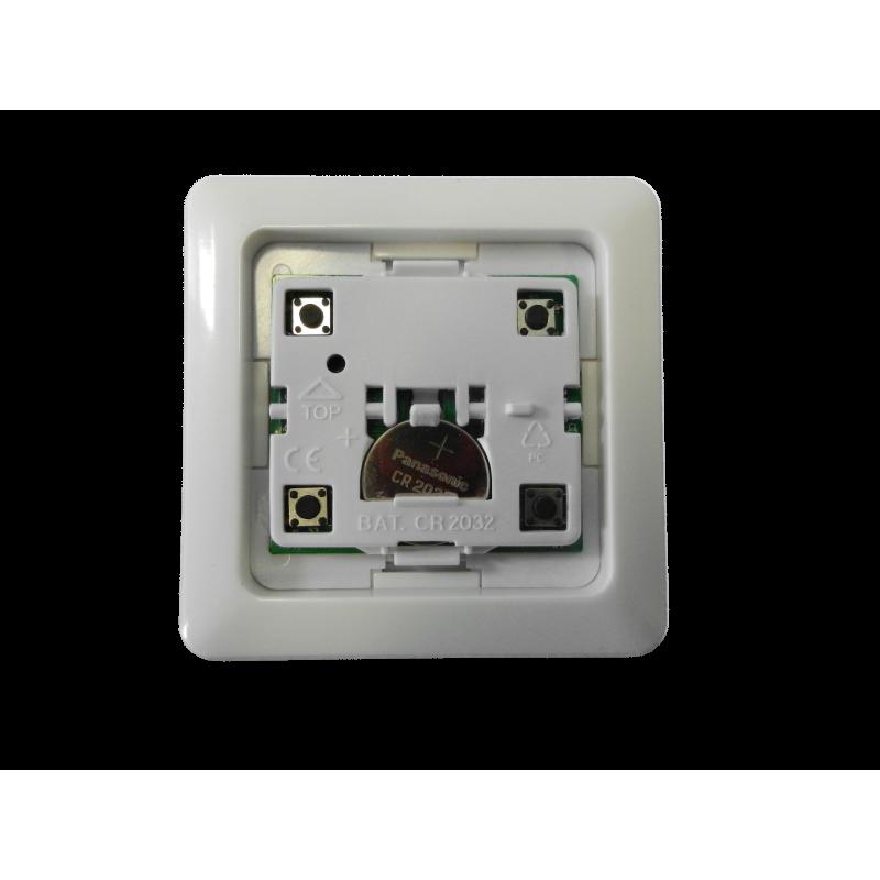 Interruptor de superficie POPP de pared Z-Wave