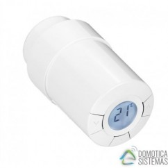 Cabezal termostático POPP de radiador Z-Wave