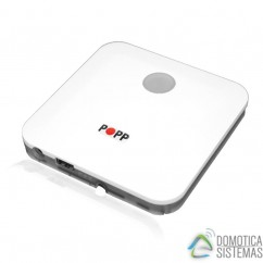 Pasarela IP smart Home gateway POPP Z-wave Plus