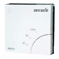 Interruptor temporizador de pared SECURE SIR321 Z-Wave.