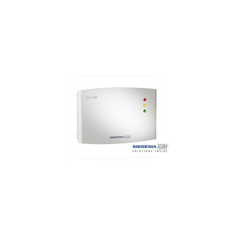 Detector de CO2, calidad del aire, activa ventilación automaticamente si es necesario Z-Wave