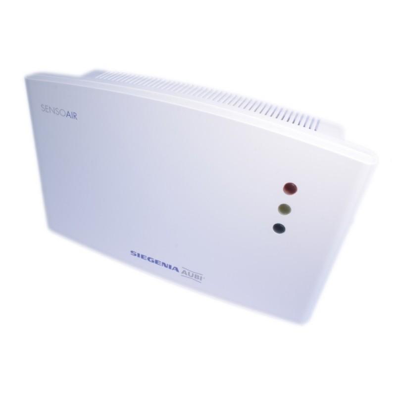 Detector de CO2 con activación de ventilación automáticamente Z-Wave