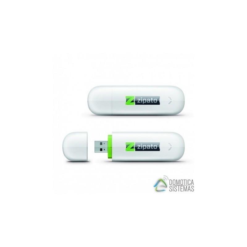 USB 3G para controlador Zipabox de Zipato (requiere de tarjeta SIM)