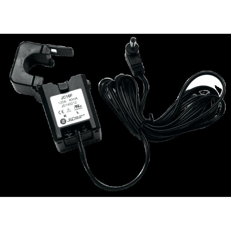 Pinza para medición consumo eléctrico con el Zipabox de Zipato Z-wave